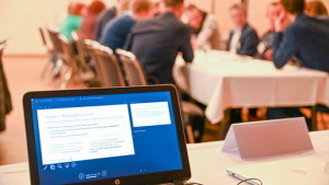 """Austauschforum bei der Netzwerktagung der """"Qualitätsoffensive Lehrerbildung"""" im November 2019"""